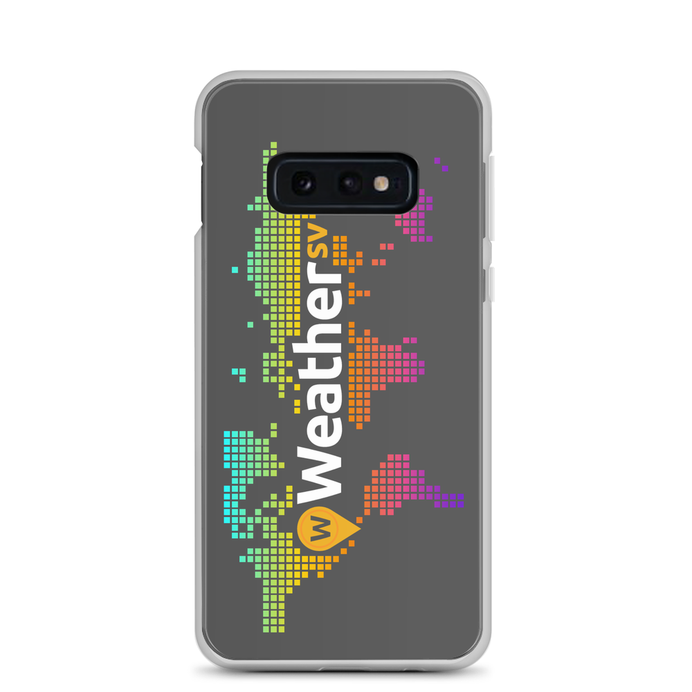 Weather SV Samsung Case Samsung Galaxy S10e  - zeroconfs