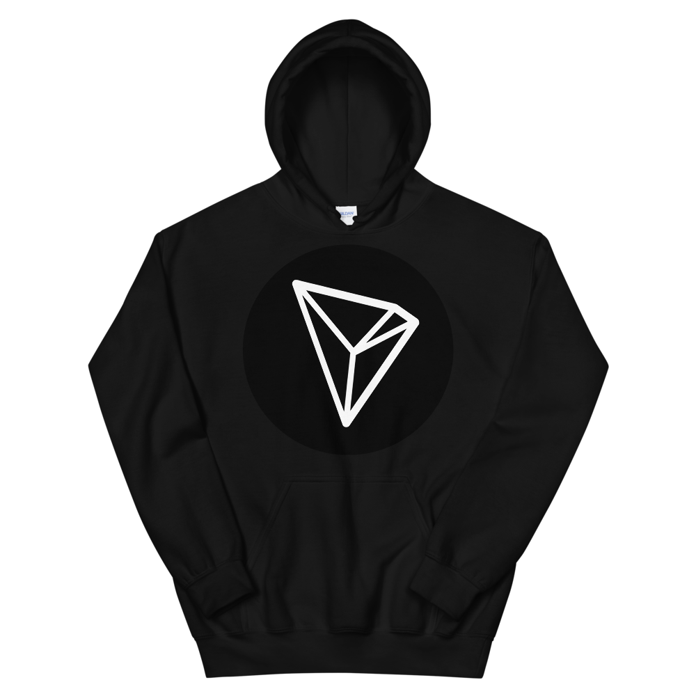 Tron Hooded Sweatshirt Black S - zeroconfs