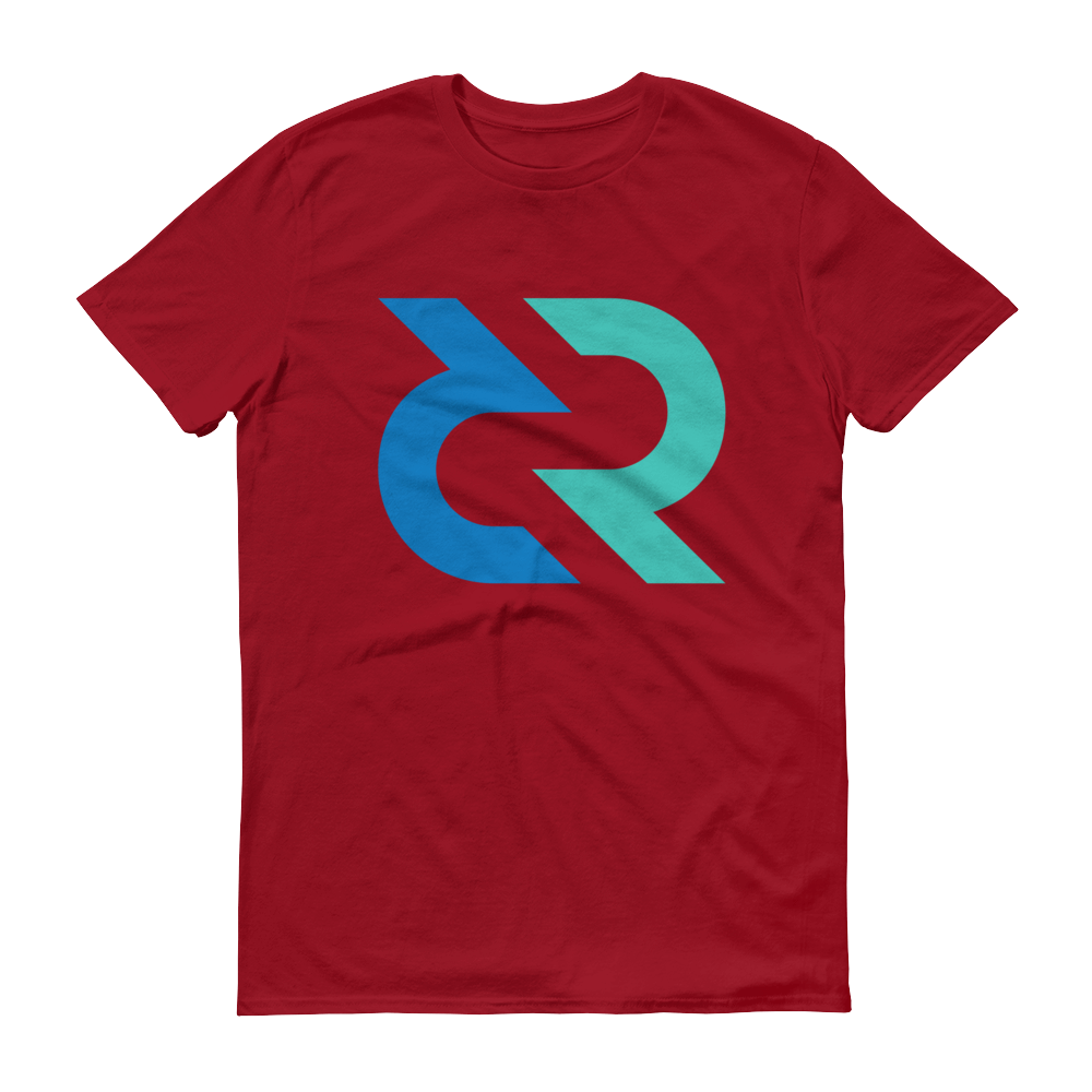 Decred Short-Sleeve T-Shirt Independence Red S - zeroconfs