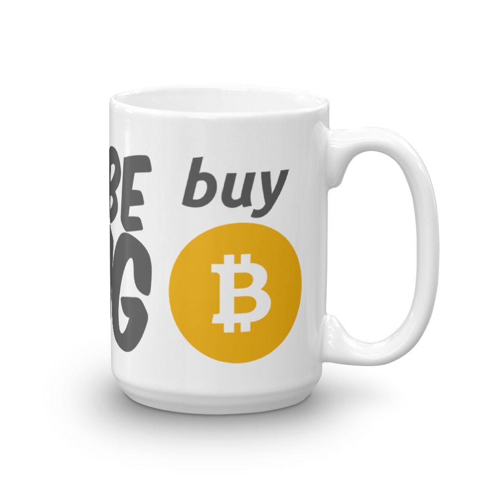 Buy Bitcoin Coffee Mug 15oz  - zeroconfs