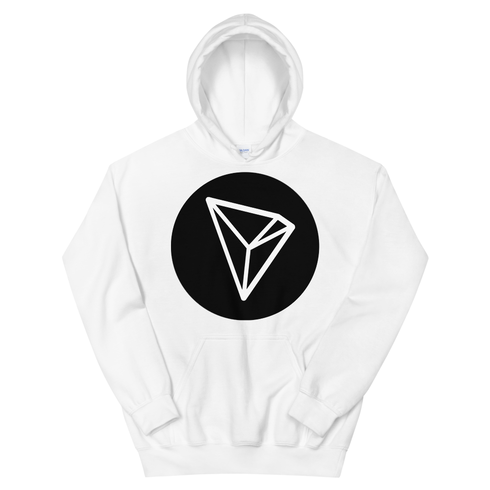 Tron Women's Hooded Sweatshirt White S - zeroconfs