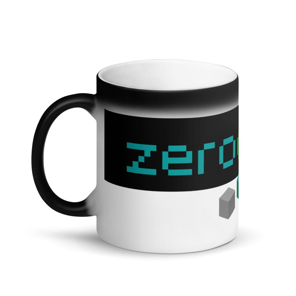 Zeroconfs.com Magic Mug   - zeroconfs