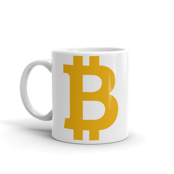 Bitcoin B Coffee Mug   - zeroconfs