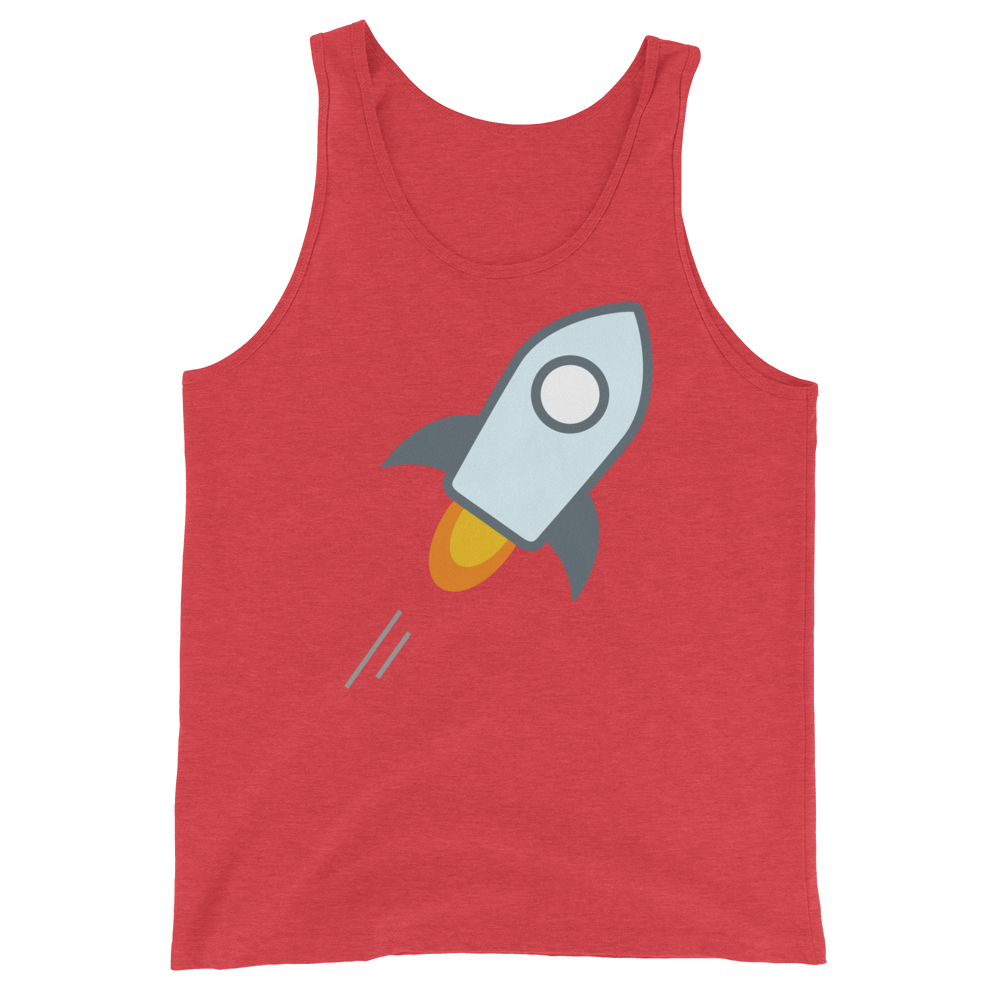 Stellar Tank Top Red Triblend XS - zeroconfs