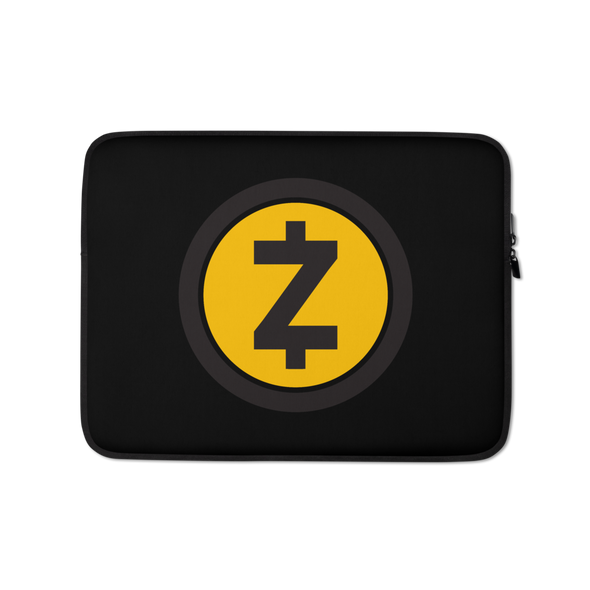 Zcash Laptop Sleeve 13 in  - zeroconfs
