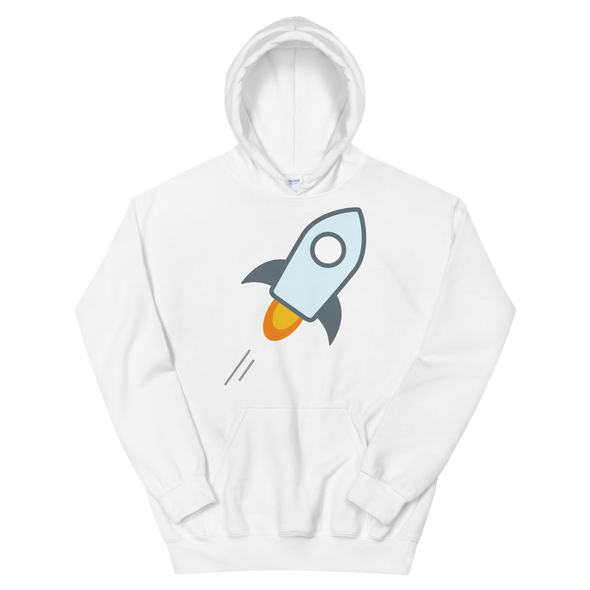 Stellar Hooded Sweatshirt White S - zeroconfs