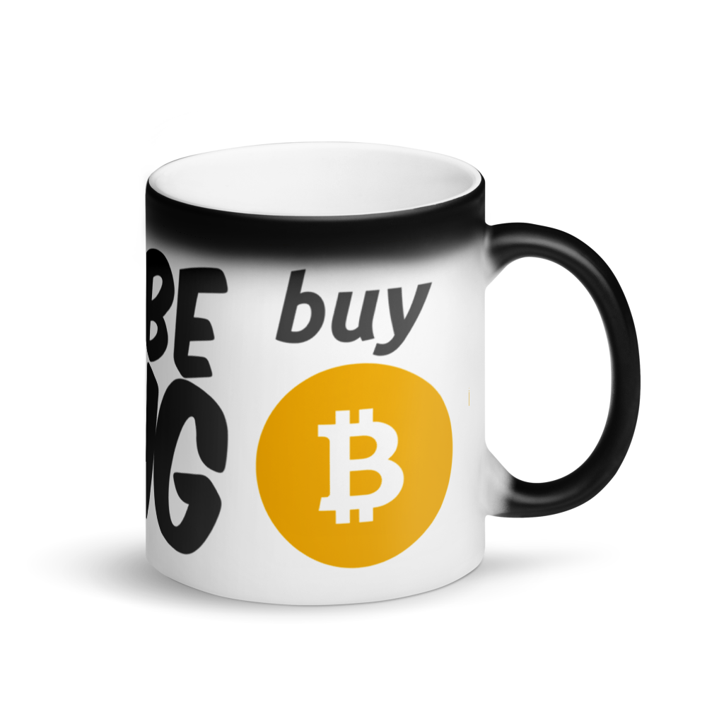 Buy Bitcoin Magic Mug Default Title  - zeroconfs