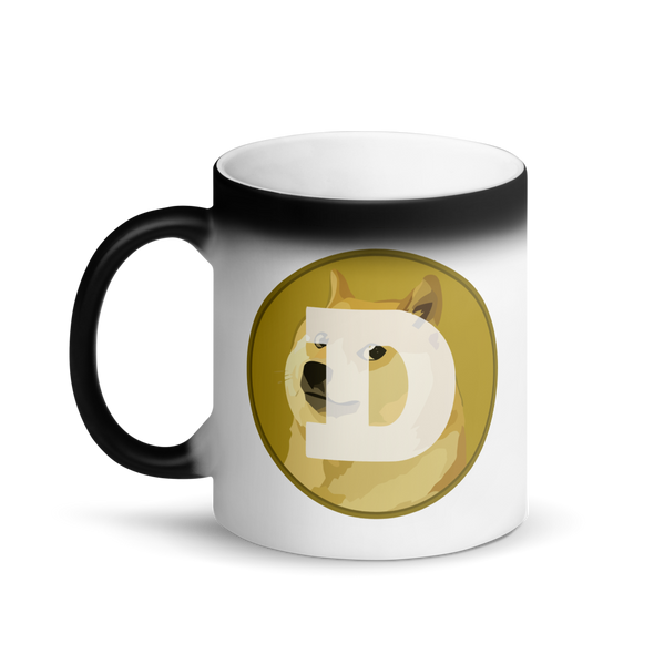Dogecoin Magic Mug   - zeroconfs