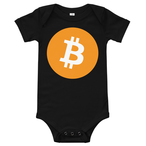 Bitcoin Core Baby Bodysuit