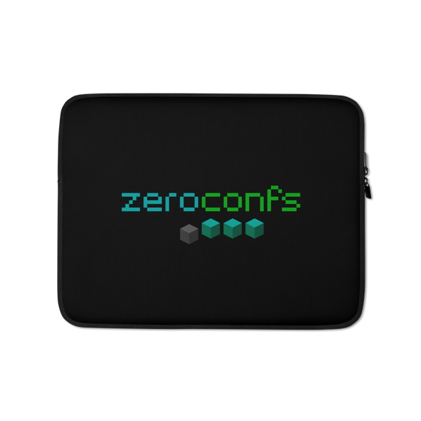Zeroconfs.com Laptop Sleeve 13 in  - zeroconfs