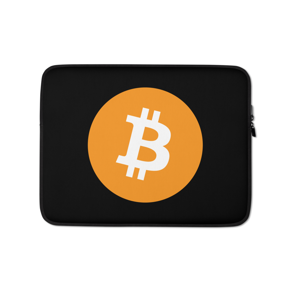 Bitcoin Core Laptop Sleeve 13 in  - zeroconfs