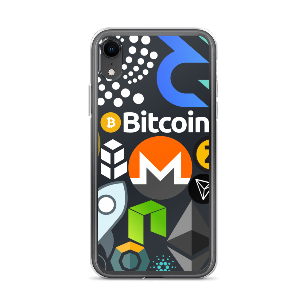 Crypto Calling iPhone Case iPhone XR  - zeroconfs