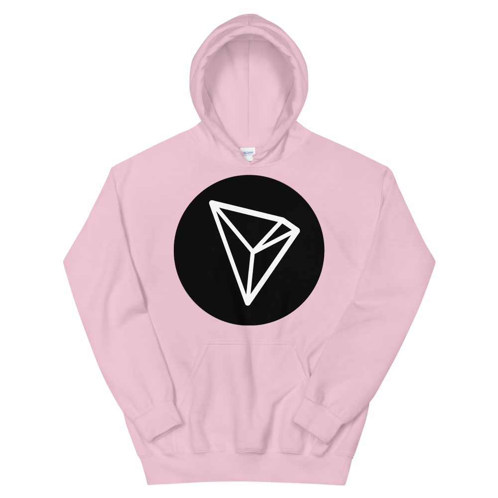 Tron Women's Hooded Sweatshirt Light Pink S - zeroconfs