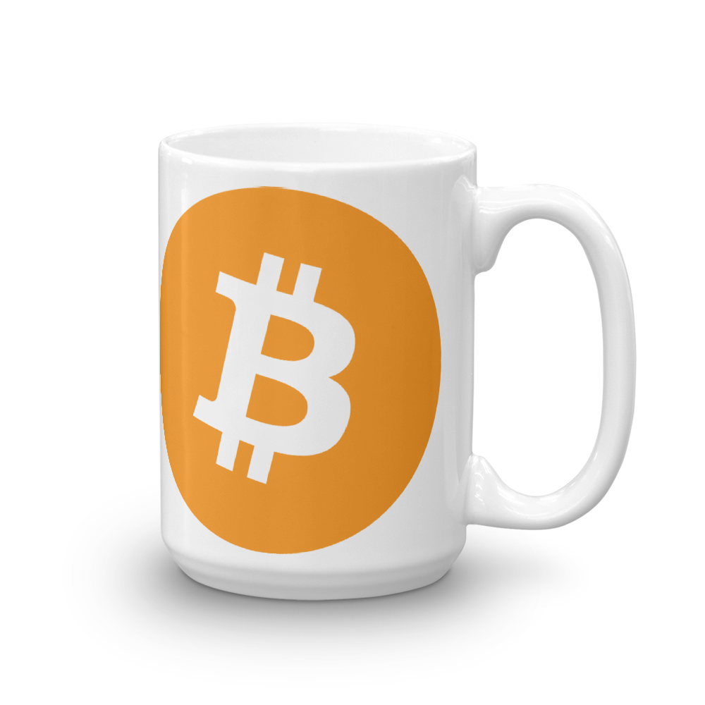 Bitcoin Core Coffee Mug 15oz  - zeroconfs