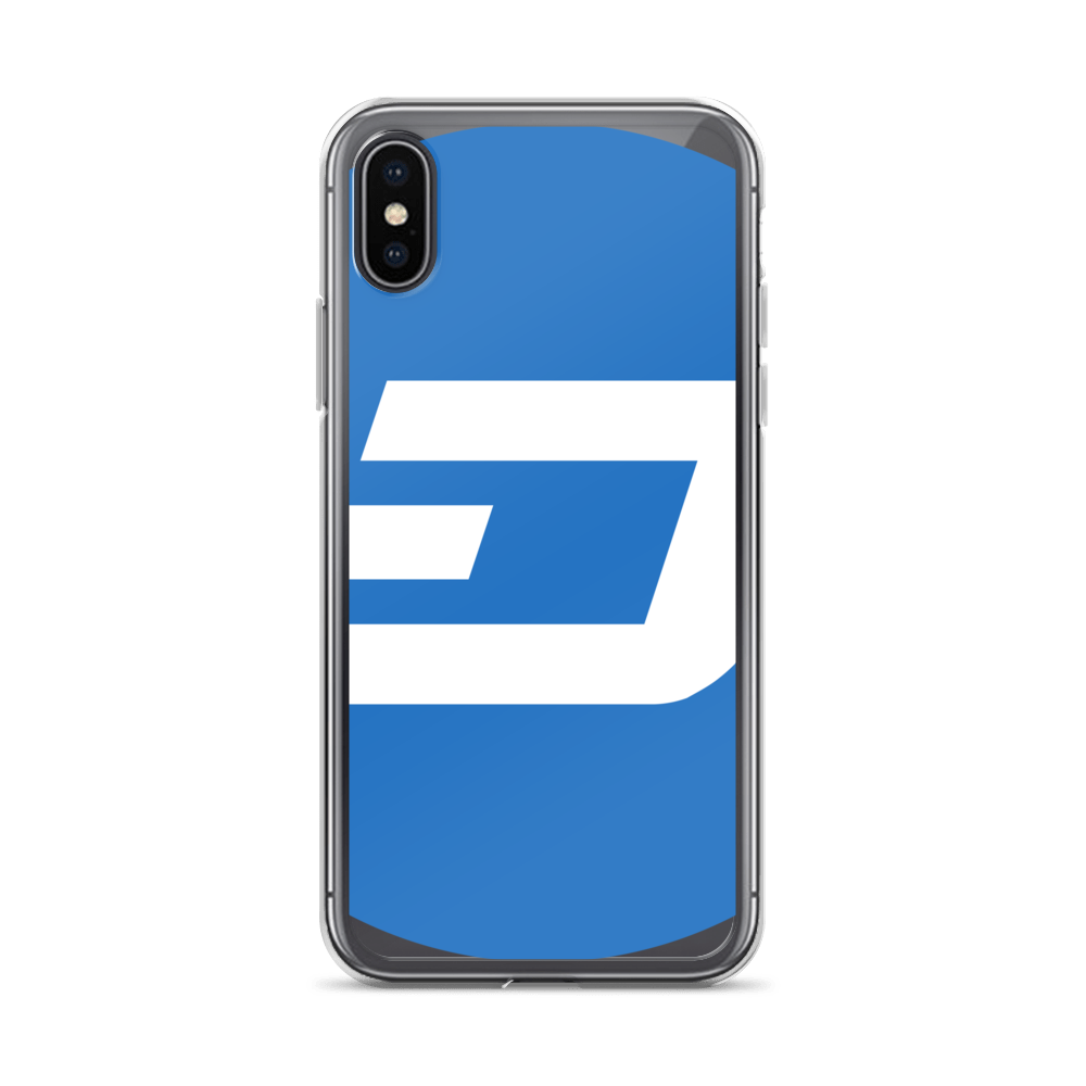 Dash iPhone Case iPhone X/XS  - zeroconfs
