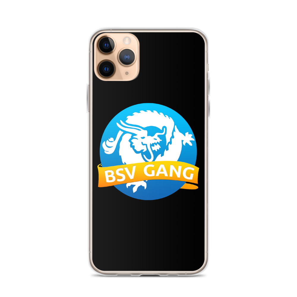 Bitcoin SV Gang iPhone Case iPhone 11 Pro Max  - zeroconfs