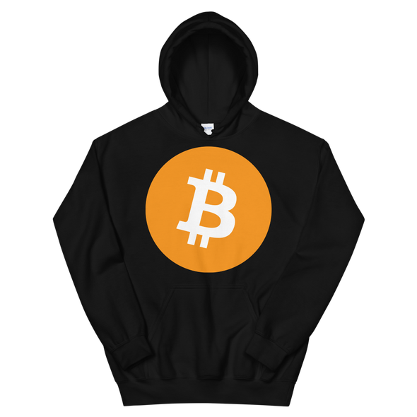 Bitcoin Core Hooded Sweatshirt Black S - zeroconfs