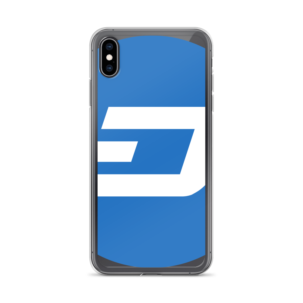 Dash iPhone Case iPhone XS Max  - zeroconfs