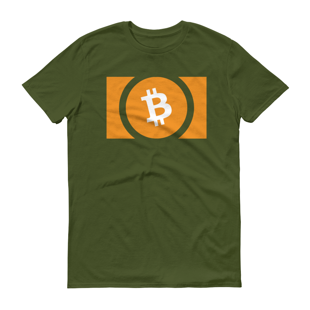 Bitcoin Cash Short-Sleeve T-Shirt City Green S - zeroconfs