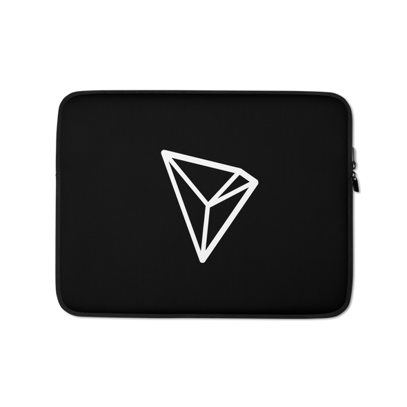Tron Laptop Sleeve 13 in  - zeroconfs
