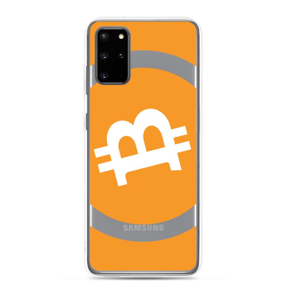 Bitcoin Cash Samsung Case Samsung Galaxy S20 Plus  - zeroconfs