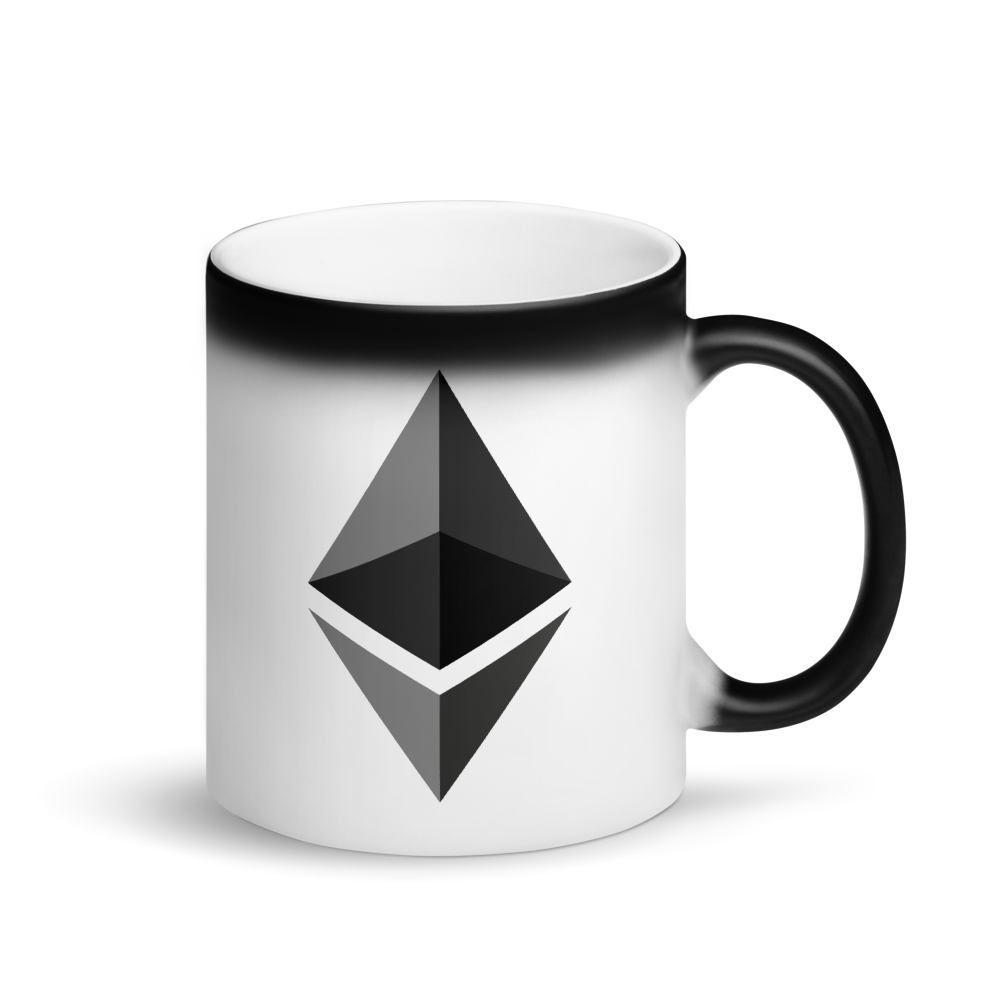 Ethereum Magic Mug Default Title  - zeroconfs