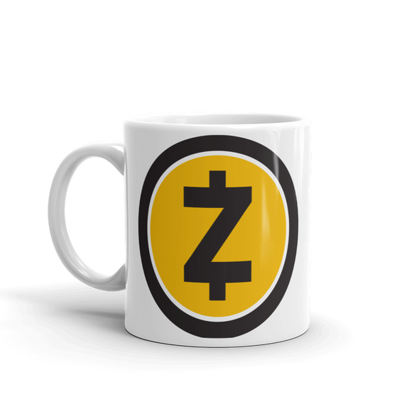 Zcash Coffee Mug   - zeroconfs