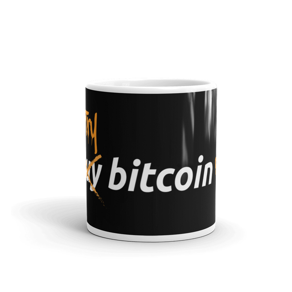 Try Bitcoin SV Coffee Mug   - zeroconfs
