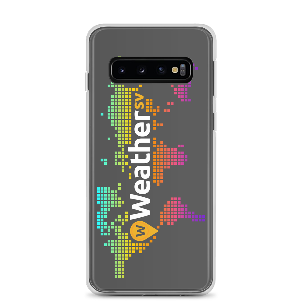 Weather SV Samsung Case Samsung Galaxy S10  - zeroconfs
