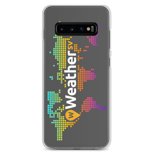 Weather SV Samsung Case Samsung Galaxy S10+  - zeroconfs