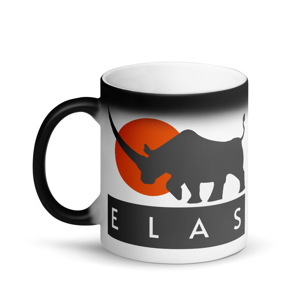 ELAS Digital Magic Mug   - zeroconfs