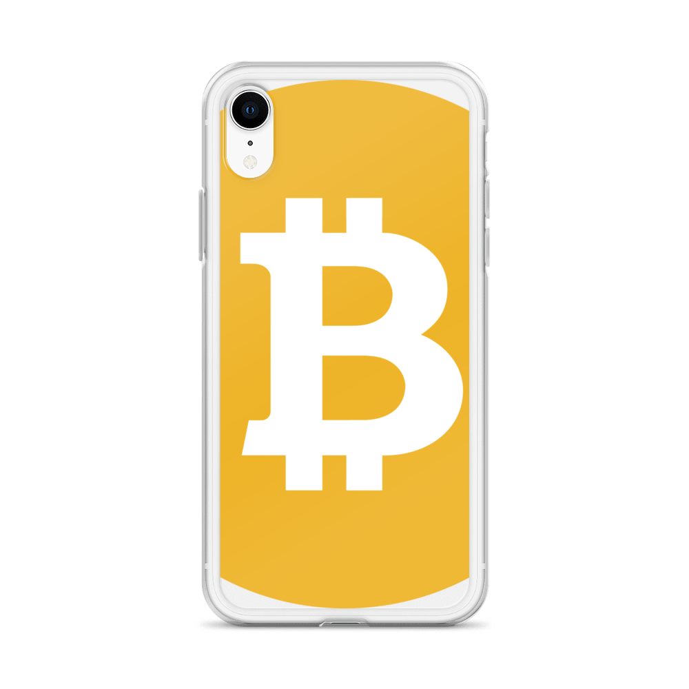 Bitcoin SV Logo iPhone Case   - zeroconfs