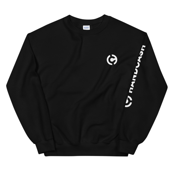 HandCash Official Licensed Women's Sweatshirt Black S - zeroconfs