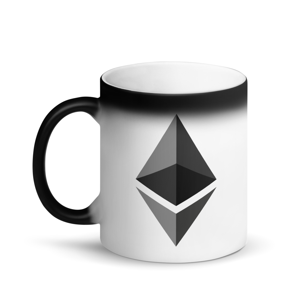 Ethereum Magic Mug   - zeroconfs