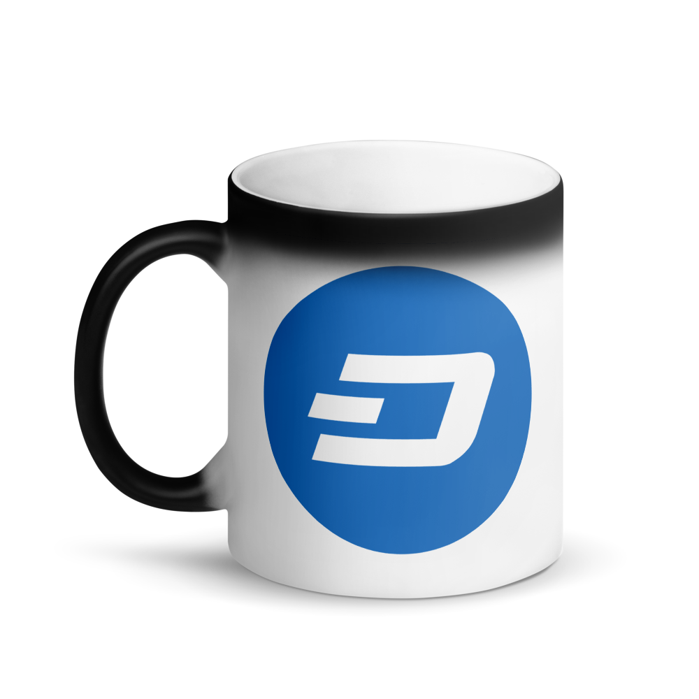 Dash Magic Mug   - zeroconfs
