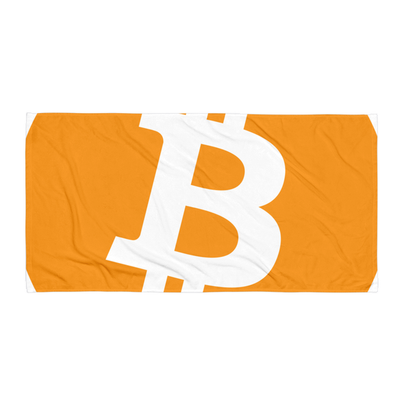 Bitcoin Core Beach Towel Default Title  - zeroconfs