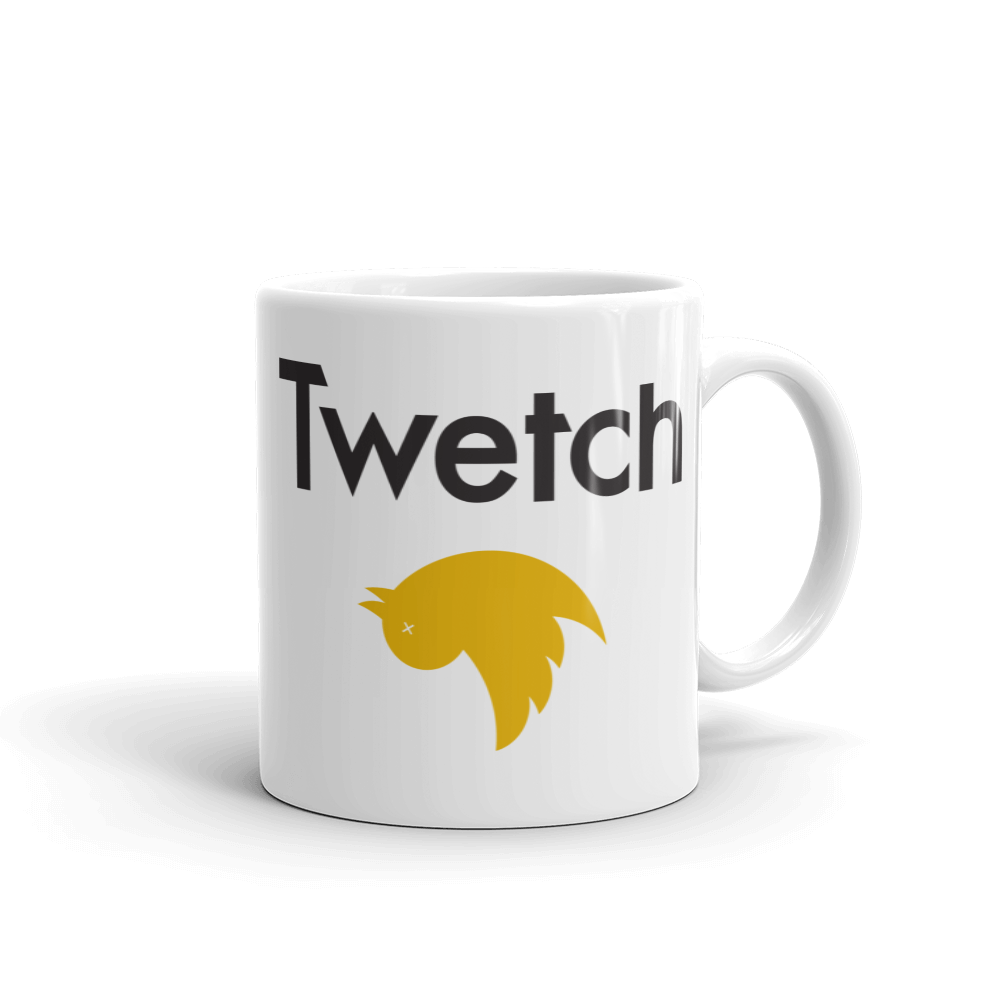 Twetch Bitcoin SV Coffee Mug 11oz  - zeroconfs