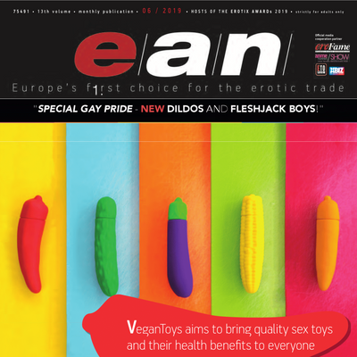 Europe's Leading Sex Magazine - EAN