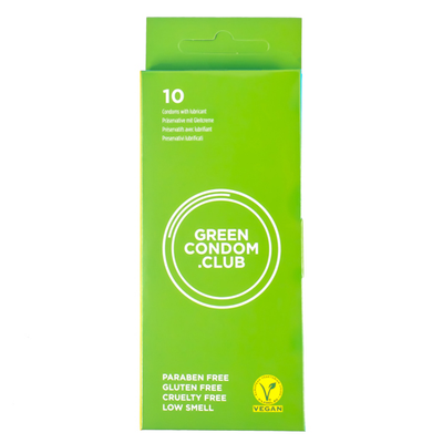 Vegan Condoms 10 pack