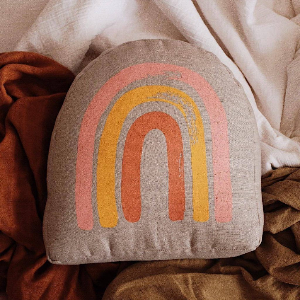 Dali Earth Rainbow Cushion