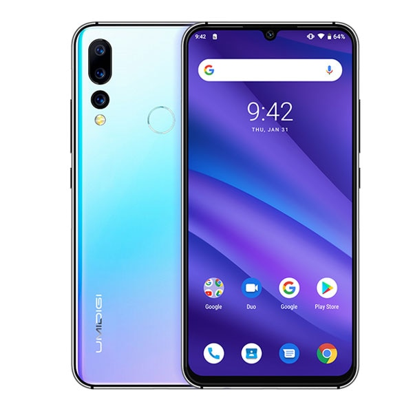 Global Version UMIDIGI A5 PRO Android 9 0 Smartphone
