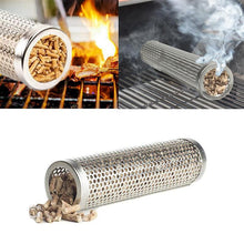 Load image into Gallery viewer, Stainless Pellet Smoker Tube