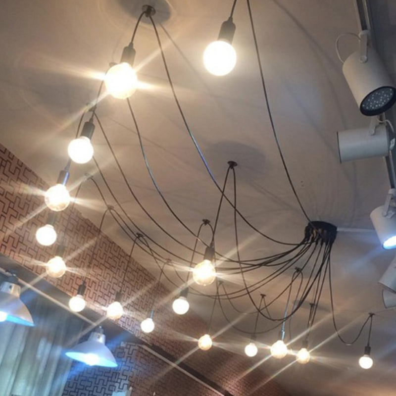 Retro Pendant Light