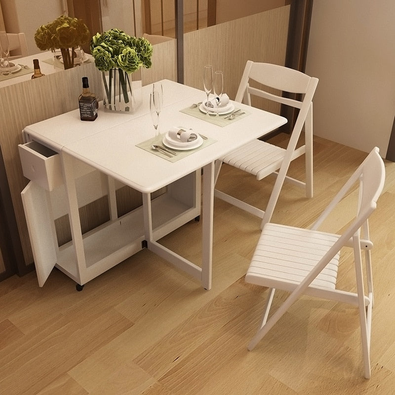 Simple Modern Small Dining Table