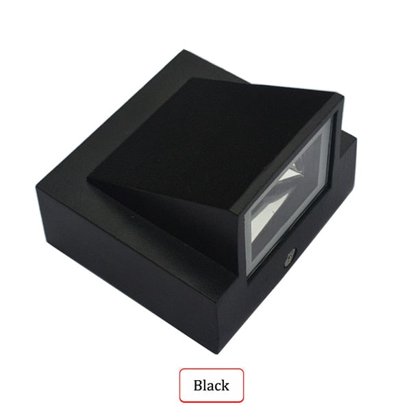 Waterproof 6W LED Wall Lamp