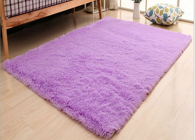 150cm * 200 cm Antiskid Soft Carpet