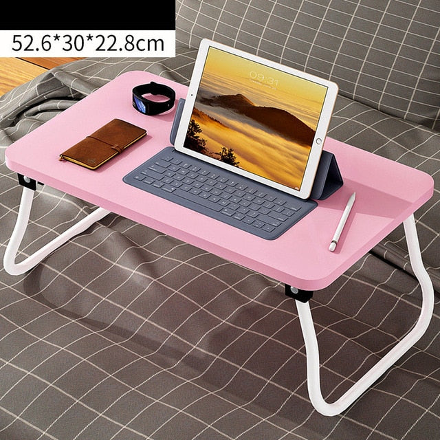 Wooden Foldable Laptop Table