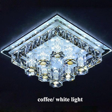 Lustre Crystal LED Chandeliers
