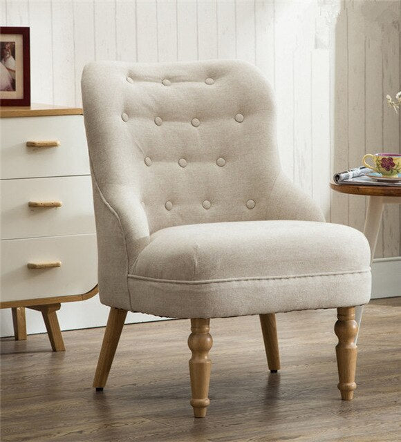 Single Seat Modern Leisure Arm Chair