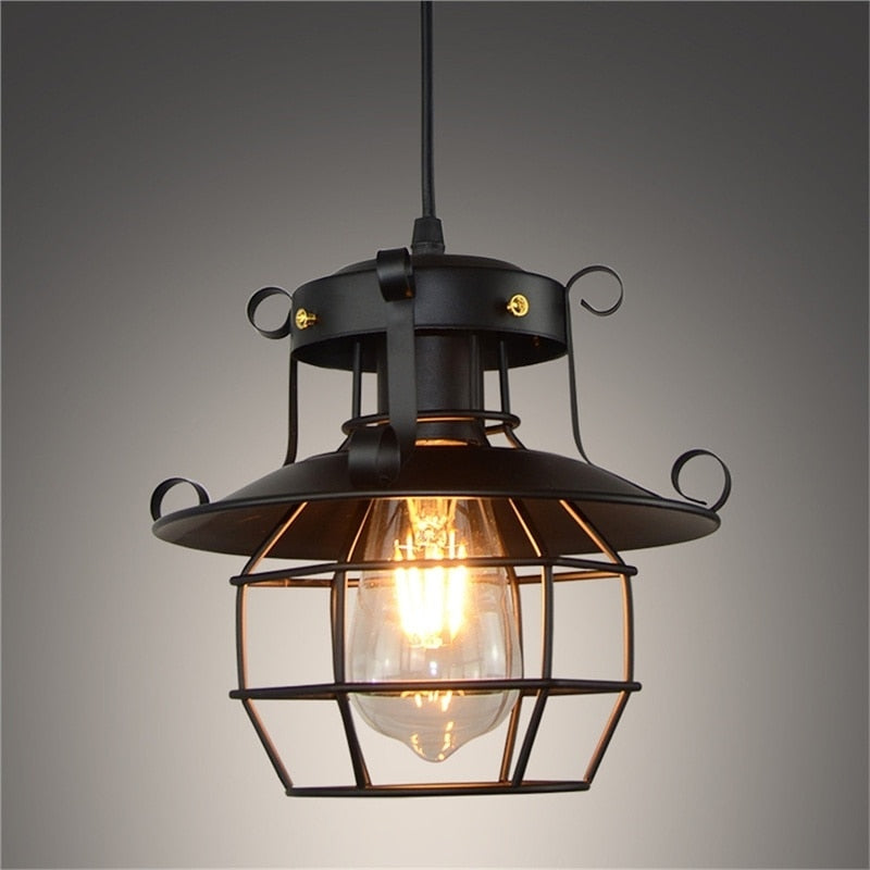 Old Fashion Industrial Chandelier
